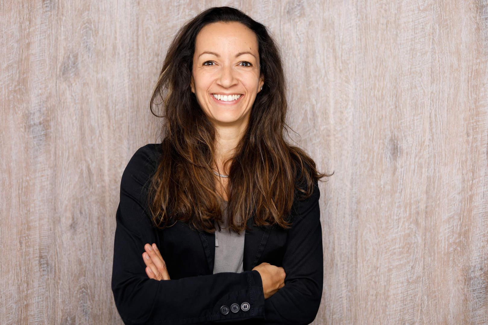 Testerin Jasmin Reif-Medani