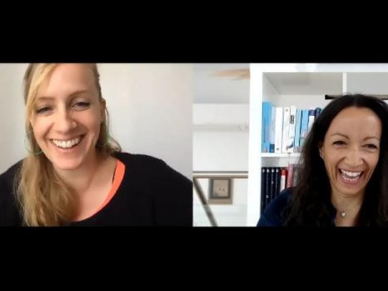 Interview Webdesign mit Sibille Greiner